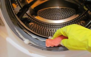 Чистка стиральной машинки-автомат: как почистить ее от накипи, грязи, плесени и запаха