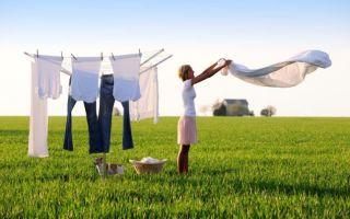 Как быстро высушить штаны после стирки и другие вещи: способы быстрой сушки белья в домашних условиях