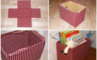 Декоративные коробки для хранения вещей: интересные варианты своими руками