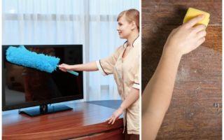 Как избавиться от пыли: подручные средства, уборка труднодоступных мест в квартире и доме