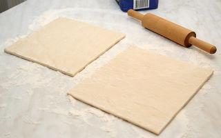 Быстро разморозить тесто: выбор и самостоятельная заморозка, разморозка слоеного и дрожжевого продукта, советы