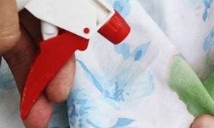 Как отстирать зелёнку с одежды и постельного белья: способы убрать зелень с ткани и удалить пятна от зеленки