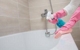 Как отбелить ванну в домашних условиях: народные способы отбеливания, средства для мытья ванн добела