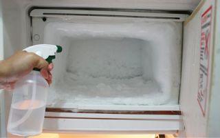 Как быстро разморозить холодильник: сколько времени нужно для разморозки