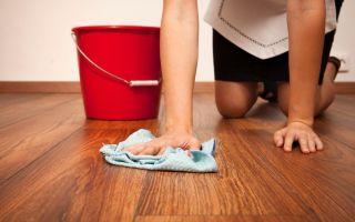 Уход за ламинатом в домашних условиях: сухая и влажная уборка, подбор правильных средств, удаление пятен