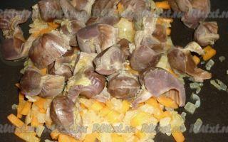 Как правильно приготовить куриные желудочки: как быстро почистить и обработать, оригинальные рецепты