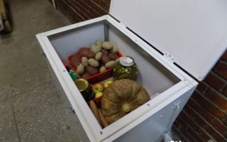 Термошкаф для хранения овощей на балконе: какой выбрать, как сделать термоящик своими руками