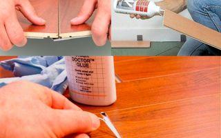 Какой нужно клей использовать для укладки ламината; преимущества и недостатки клеевого метода