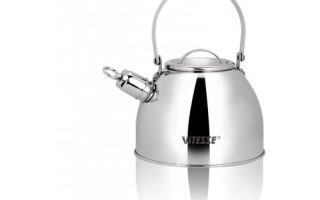 Какой чайник лучше купить для газовой плиты: стеклянный, керамический, эмалированный или из нержавейки