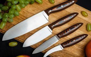 Купить лучшие кухонные ножи для кухни, как правильно выбрать, на что стоит обратить внимание