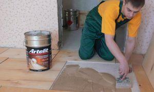 Выбор клея для укладки фанеры на бетонный пол и для склеивания листов между собой