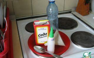 Как очистить стеклокерамическую плиту: средства для чистки, способы очистки в домашних условиях
