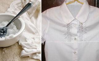 Как отбелить белую рубашку в домашних условиях: проверенные и эффективные способы вернуть белизну