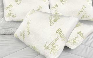 Подушка из бамбука: плюсы и минусы наполнителя, как выглядит материал