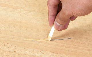 Как убрать царапины на ламинате: как закрасить и удалить вмятины, и исправить повреждения пола