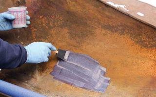 Грунтовка по металлу против ржавчины: принцип действия грунта, подготовка поверхности и его нанесение