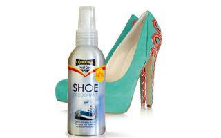 Выбор дезодоранта для обуви: виды, как сделать своими руками, как пользоваться