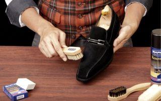 Уход за обувью из кожи в домашних условиях: как почистить и восстановить цвет белых сапог