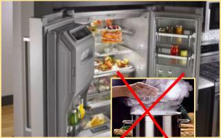 Почему нельзя ставить горячее в холодильник, можно ли оставлять теплую еду или это вредно