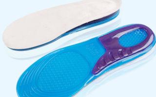 Силиконовые ортопедические и гелевые стельки для обуви: какие лучше выбрать