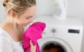 Как убрать неприятный запах с одежды из секонда: различные способы устранения запаха