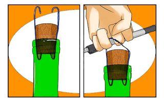 Как легко открыть вино без штопора при помощи подручных средств: вилки или ножа; маркера, ботинка, скрепки