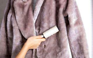 Как почистить мутоновую шубу в домашних условиях: народные способы и готовые средства
