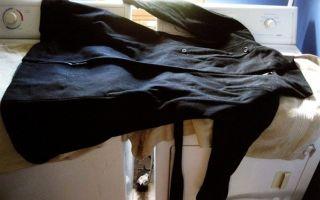 Стирка драпового пальто в стиральной машине в домашних условиях: подготовка, выбор моющего средства