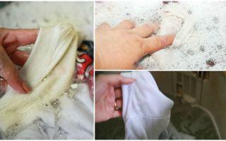 Как отбелить белые вещи: способы отстирать серую и пожелтевшую ткань, синтетику, шерсть и хлопок