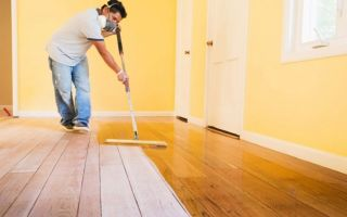 Какой краской лучше покрыть деревянные полы: рекомендации по выбору; как получить красивый крашеный пол