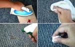 Как убрать пластилин с ковра, дивана или паласа: эффективные способы растворить, удалить и оттереть