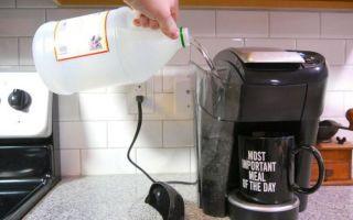 Как правильно почистить, промыть и удалить накипь в кофемашине с помощью лимонной кислоты