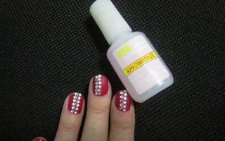 Какой лучше выбрать клей для стразов, чтобы украшения отлично держались на ногтях и одежде из разной ткани
