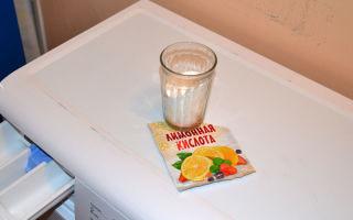 Чистка стиральной машины лимонной кислотой: сколько сыпать и куда, инструкция по применению