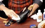 Правильная чистка кожаной обуви: мытье, полировка, обработка в домашних условиях